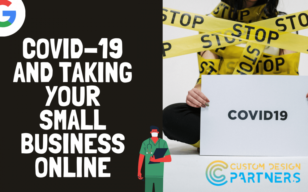 COVID-19 and Taking Your Small Business Online